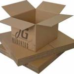 Cajas de cartón para mudanzas