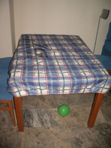 Funda mesa grande