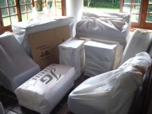 Embalajes terminados