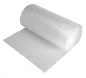 Embalajes para Mudanzas: rollo de papel burbuja